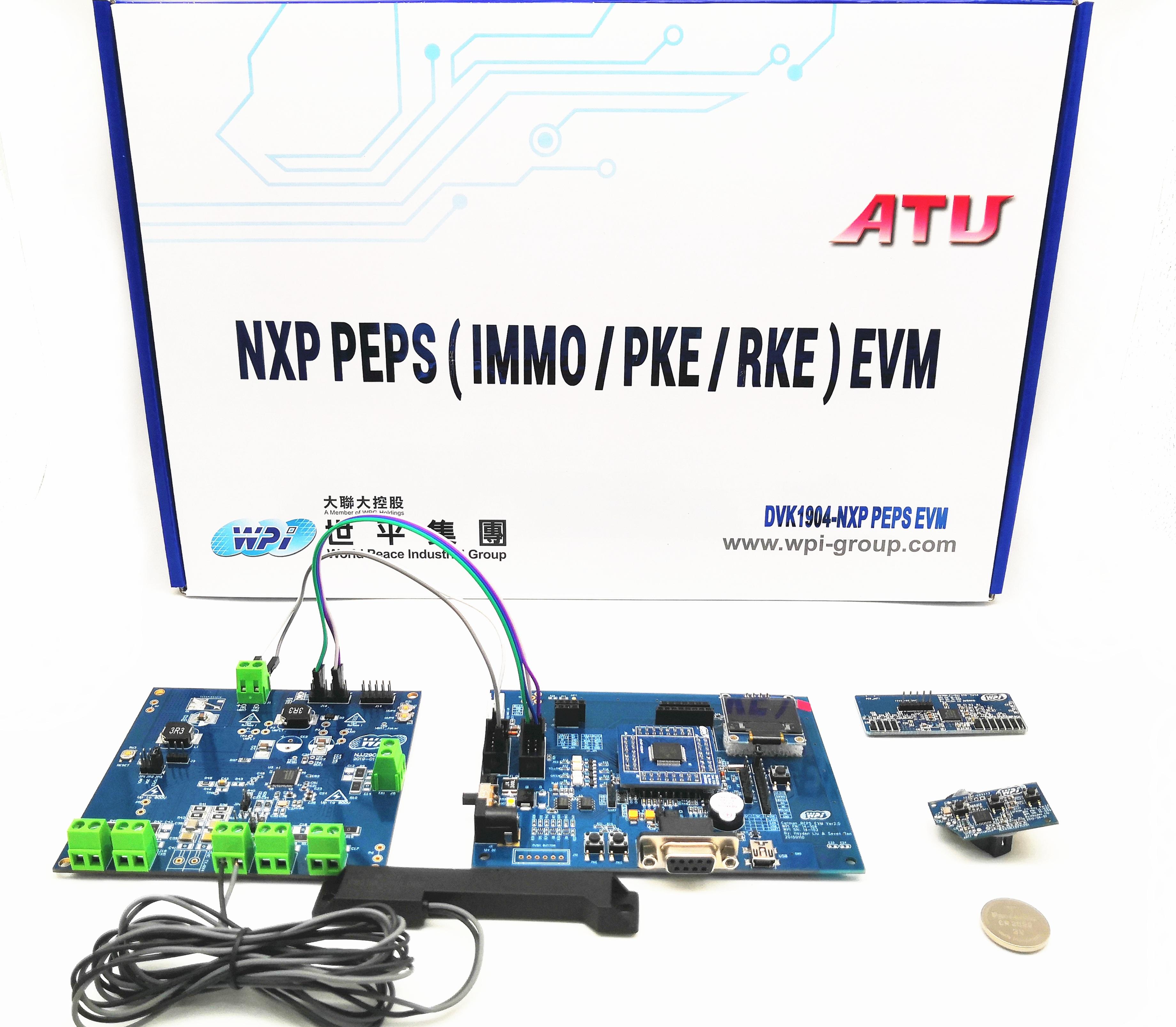 DVK1904-NXP PEPS EVM