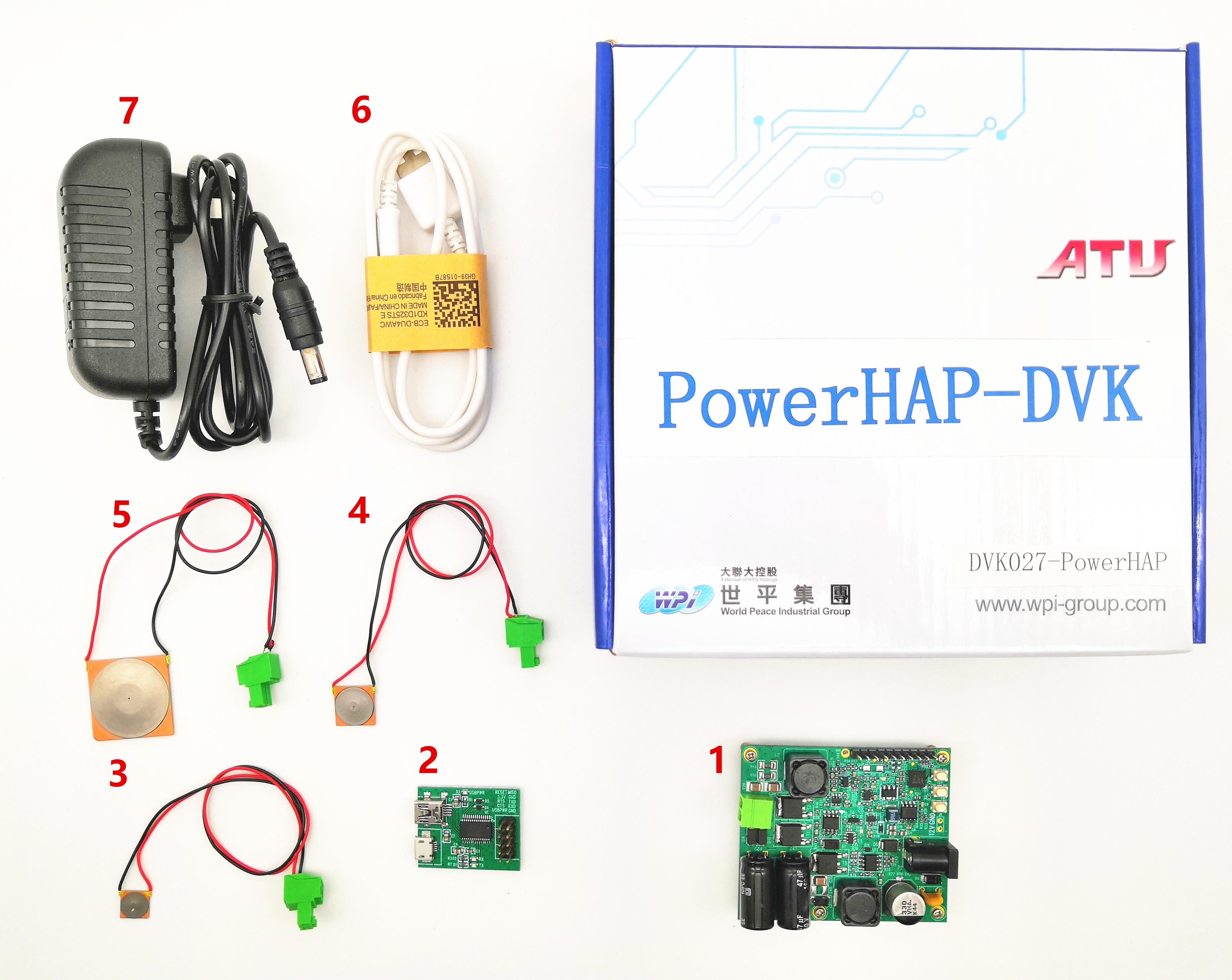 DVK027-POWERHAP
