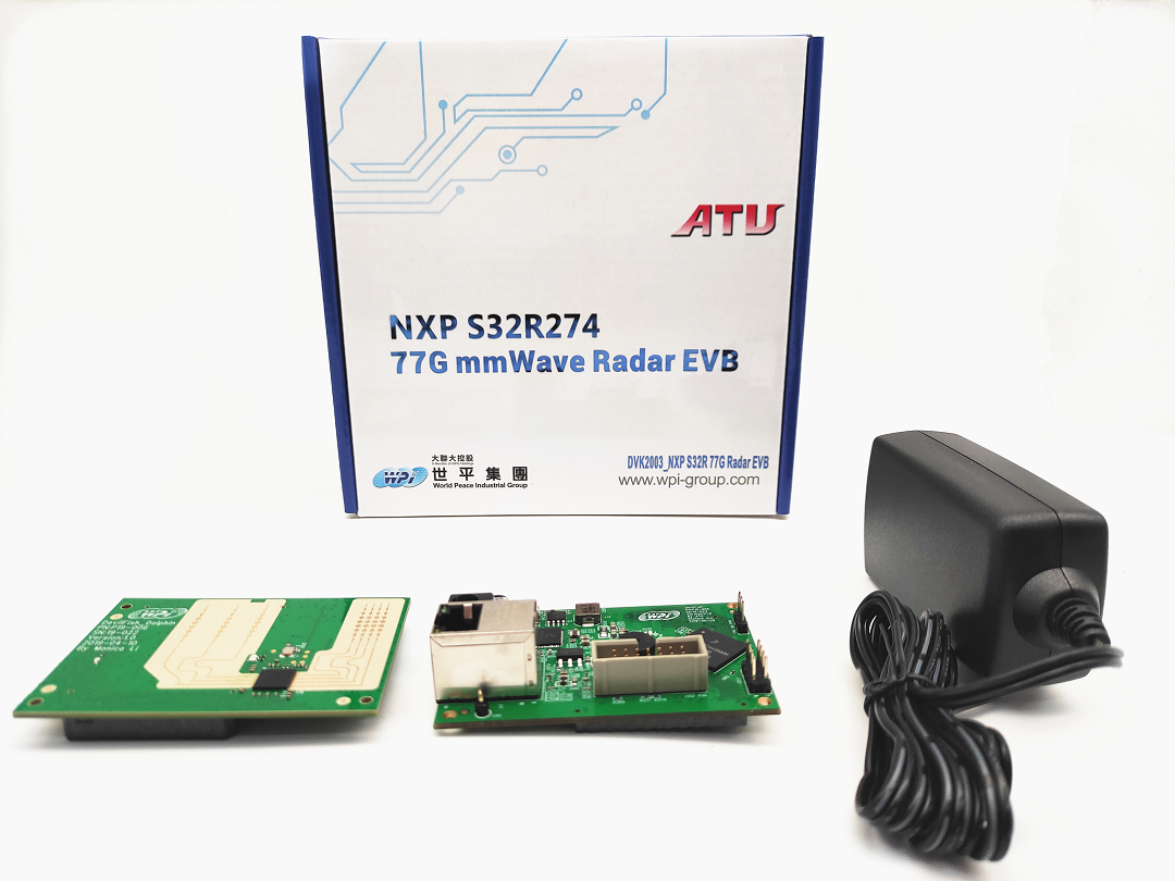 DVK2003_NXP S32R 77G RADAR EVB