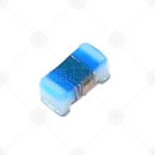 LQW18AN68NJ00D 贴片电感 68nH 0603 ±5% 340mA