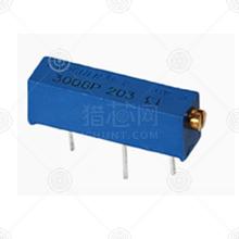3006P-1-102精密可调电阻品牌厂家_精密可调电阻批发交易_价格_规格_精密可调电阻型号参数手册-猎芯网