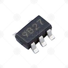 XC6204B332MR-G 低压差线性稳压(LDO) SOT-23-5