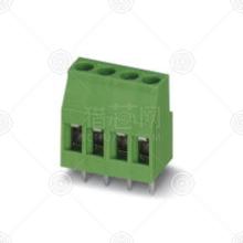 MKDS3/4-5.08端子厂家品牌_端子批发交易_价格_规格_端子型号参数手册-猎芯网