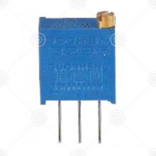 3296W-1-104精密可调电阻厂家品牌_精密可调电阻批发交易_价格_规格_精密可调电阻型号参数手册-猎芯网