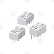 G6K-2F-Y-DC12V继电器厂家品牌_继电器批发交易_价格_规格_继电器型号参数手册-猎芯网