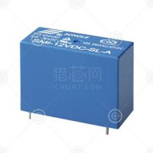 SMI-12VDC-SL-C继电器品牌厂家_继电器批发交易_价格_规格_继电器型号参数手册-猎芯网