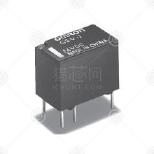 G5V-1-12V按键开关/继电器品牌厂家_按键开关/继电器批发交易_价格_规格_按键开关/继电器型号参数手册-猎芯网