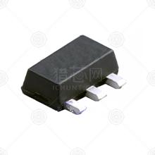 78L05 线性稳压芯片 圆盘 SOT-89