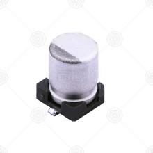 VES220M1HTR-0605 贴片电解电容 22μF 6.3*5.3 ±20% 50V