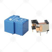 SLA-24VDC-SL-A继电器厂家品牌_继电器批发交易_价格_规格_继电器型号参数手册-猎芯网