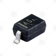 BAS16HT1G开关二极管厂家品牌_开关二极管批发交易_价格_规格_开关二极管型号参数手册-猎芯网