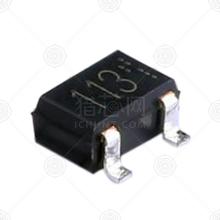 DTA143ZUAT106数字三极管品牌厂家_数字三极管批发交易_价格_规格_数字三极管型号参数手册-猎芯网