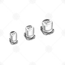 UWX1C101MCL1GB 贴片电解电容 100μF 6.3*5.5 ±20% 16V