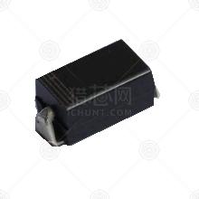 SMAJ7.0ATVS二极管品牌厂家_TVS二极管批发交易_价格_规格_TVS二极管型号参数手册-猎芯网