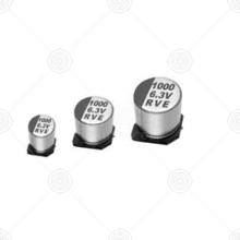 RVE0J101M0505 贴片电解电容 100μF 5*5.4 6.3V