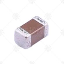 C3216X5R1C106KT000N 贴片电容 10μF(106) 1206 ±10% 16V X5R