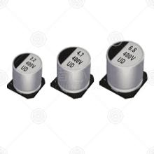 UD2E2R2M0610贴片电解电容品牌厂家_贴片电解电容批发交易_价格_规格_贴片电解电容型号参数手册-猎芯网