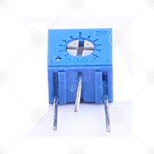 3362X-1-100LF精密可调电阻厂家品牌_精密可调电阻批发交易_价格_规格_精密可调电阻型号参数手册-猎芯网