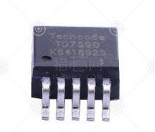 TD7590 SDC/DC芯片品牌厂家_DC/DC芯片批发交易_价格_规格_DC/DC芯片型号参数手册-猎芯网