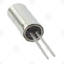 TDXLF-308 32.768KHZ 12.5PF 20PPM圆柱体晶振品牌厂家_圆柱体晶振批发交易_价格_规格_圆柱体晶振型号参数手册-猎芯网