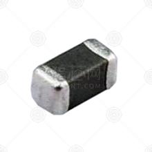 NCP18XH103F03RB NTC热敏电阻 0603 10kΩ(1002) ±1%
