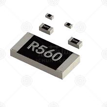 0402WGJ0510TCE 贴片电阻 51Ω(510) 0402 ±5% 1/16W