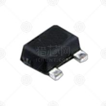 DTC143ZM数字三极管厂家品牌_数字三极管批发交易_价格_规格_数字三极管型号参数手册-猎芯网