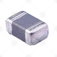 CBG160808U182T 贴片磁珠 0603