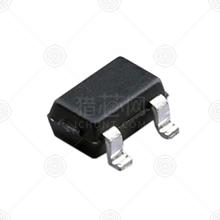 DTC143XUAT106数字三极管厂家品牌_数字三极管批发交易_价格_规格_数字三极管型号参数手册-猎芯网
