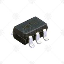 74LVC1G17SE-7 74系列逻辑芯片 SOT-353