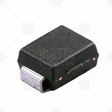 SS310B 肖特基二极管 编带 SMB(DO-214AA) 100V 3.0A 0.85V