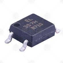EL357N(A)(TA)-G 贴片光耦 SOP-4_P2.54