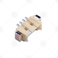 1251SMT-4P 卧贴1.25T连接器品牌厂家_1.25T连接器批发交易_价格_规格_1.25T连接器型号参数手册-猎芯网