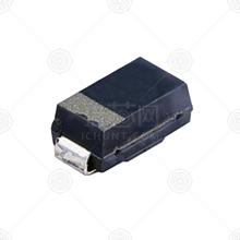 RFN1L6STE25 超快恢复二极管 D0-214AC 35NS 600V 0.8A 1.45V