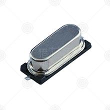 HC-49SM 4MHZ 20PF 20PPM49SMD晶振品牌厂家_49SMD晶振批发交易_价格_规格_49SMD晶振型号参数手册-猎芯网