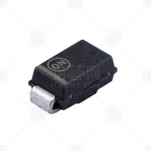 MRA4007T3G 通用二极管 SMA(DO-214AC) 1000V 1.0A 1.1V