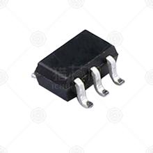 74LVC1G04GW,125 74系列逻辑芯片 SOT-353