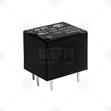 JQC-3FF/24VDC-1HS(551)继电器品牌厂家_继电器批发交易_价格_规格_继电器型号参数手册-猎芯网