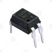 LTV-817X-C直插光耦厂家品牌_直插光耦批发交易_价格_规格_直插光耦型号参数手册-猎芯网