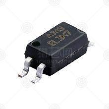 EL3H7(D)(TA)-G 贴片光耦 SOP-4_P1.27