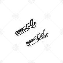 173631-6压线端子厂家品牌_压线端子批发交易_价格_规格_压线端子型号参数手册-猎芯网