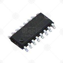 74HC595A 74系列逻辑芯片 SOIC-16_150mil