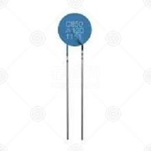 B59890C120A70PTC热敏电阻厂家品牌_PTC热敏电阻批发交易_价格_规格_PTC热敏电阻型号参数手册-猎芯网