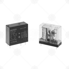 G2R-1-DC24V继电器厂家品牌_继电器批发交易_价格_规格_继电器型号参数手册-猎芯网
