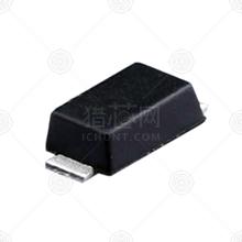 SMF5.0CA TVS二极管 SOD-123