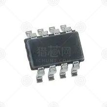 模拟开关芯片 编带 SOT-23-8