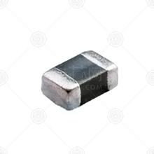 BLM15HG601SN1D 贴片磁珠 0402 600Ω ±25% @100MHz