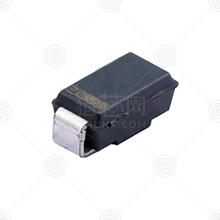 BZG03C27TR 稳压二极管 SMA(DO-214AC) 0.3W 27V