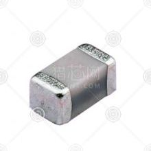GRM1555C1H5R6CA01D 贴片电容 5.6pF(5R6) 0402 ±0.25pF 50V C0G/NP0