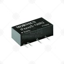 IF0505S-1WR3电源模块DC-DC厂家品牌_电源模块DC-DC批发交易_价格_规格_电源模块DC-DC型号参数手册-猎芯网